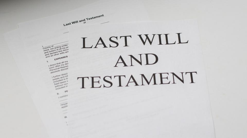 Succession, Probate and Administration